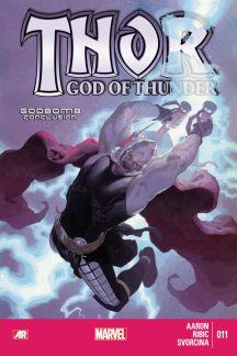 Thor: God of Thunder (2012) #11