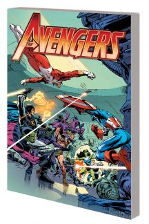 Avengers: The Legacy of Thanos (Trade Paperback)