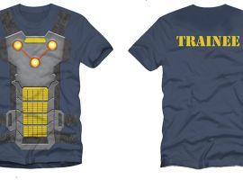 Marvel's Guardians of the Galaxy Nova Corp Trainee T-Shirt