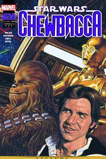 Star Wars: Chewbacca #4