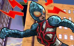 Exoskeleton Arana in Spider-Man Unlimited