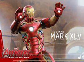 Hot Toys Mark XLV Figure