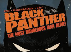 BLACK PANTHER: THE MOST DANGEROUS MAN ALIVE (2010) #529 Cover