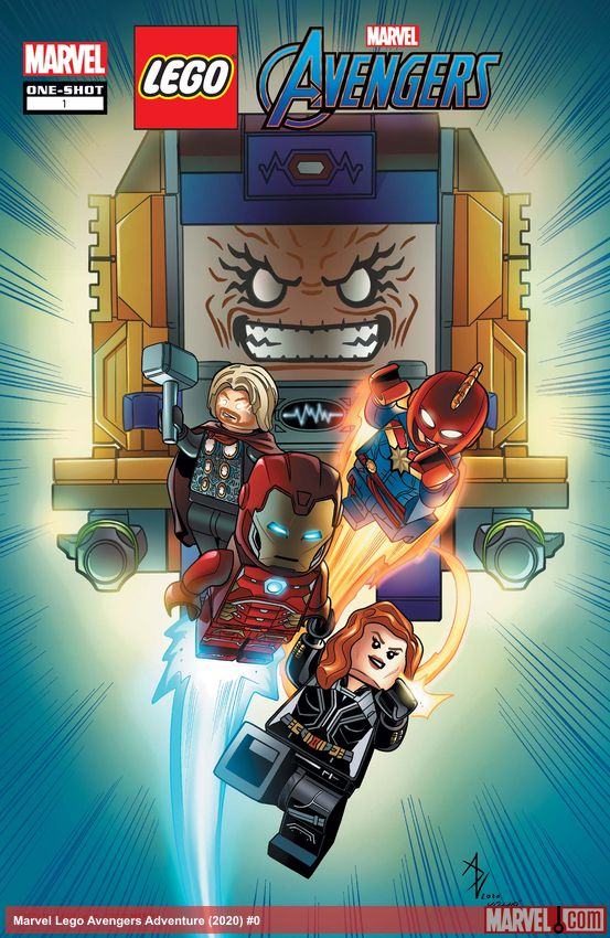Marvel Lego Avengers Adventure (2020)