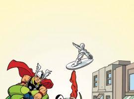 Marvel Super Hero Squad #3 cover