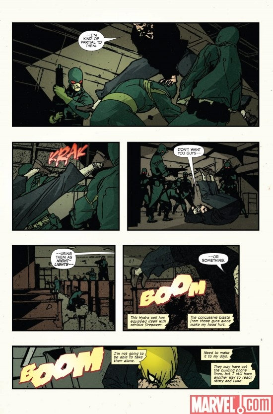 IMMORTAL IRON FIST #27, page 7
