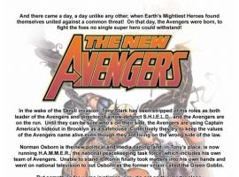 NEW AVENGERS #52 preview page