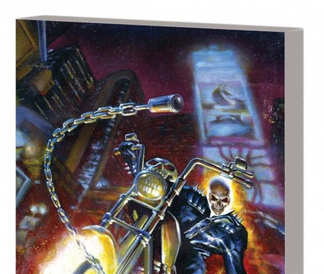 GHOST RIDER: TRIALS AND TRIBULATIONS TPB