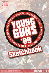 Young Guns Sketchbook #2