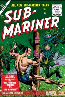 Sub-Mariner Comics #39