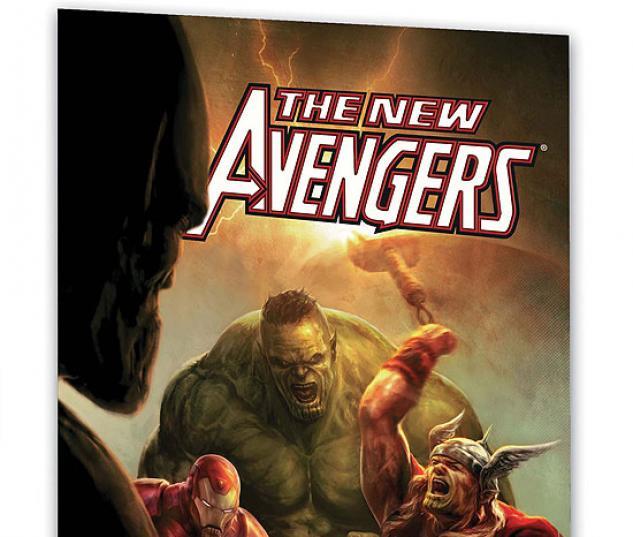 NEW AVENGERS VOL. 8: SECRET INVASION BOOK 1 #0