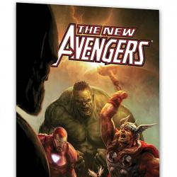 NEW AVENGERS VOL. 8: SECRET INVASION BOOK 1 #0