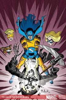 The Age of the Sentry (2008) #6