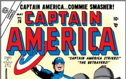 CAPTAIN AMERICA COMICS #76