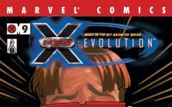 x-men: evolution #9