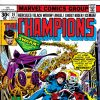 CHAMPIONS #14 COVER