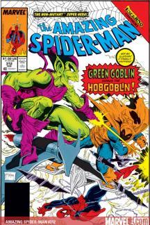Amazing Spider-Man #312