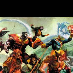 Marvel Zombies: Dead Days (2008)