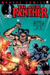 Black Panther #42 