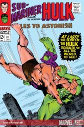 Tales to Astonish #87 