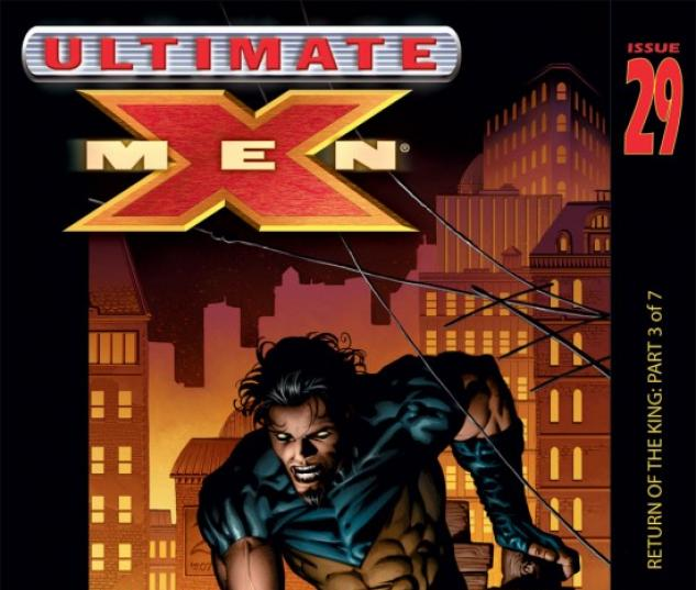 ULTIMATE X-MEN #29