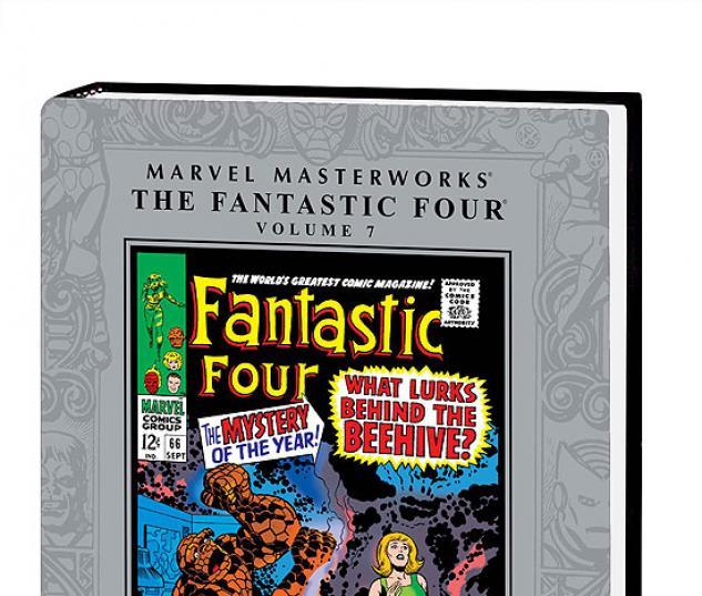 MARVEL MASTERWORKS: THE FANTASTIC FOUR VOL. 7 HC (2ND #0