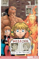 Fantastic Four and Power Pack #2