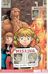 Fantastic Four and Power Pack (2007) #2