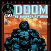 DOOM: THE EMPEROR RETURNS #3 COVER