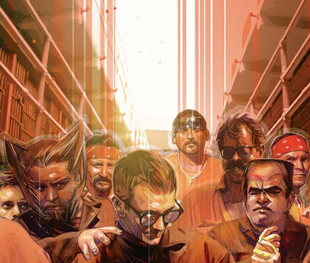 DAREDEVIL (2008) #84 COVER