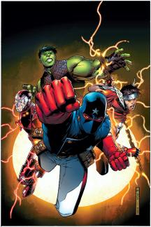Young Avengers #1  (Director's Cut)