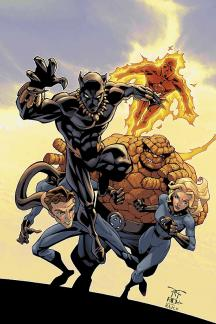 Fantastic Four: Clobberin' Time Digest (Digest)