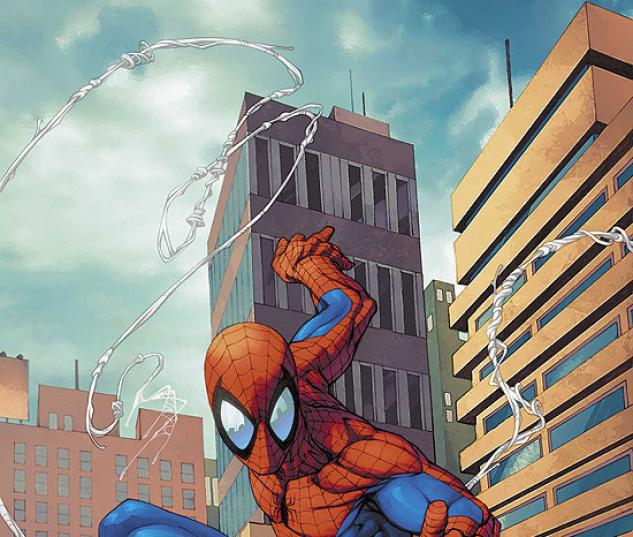 MARVEL AGE SPIDER-MAN (2005) #18 COVER