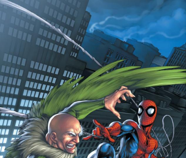 MARVEL AGE SPIDER-MAN (2005) #6 COVER