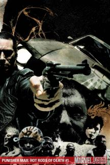 Punisher Max: Hot Rods of Death #1