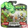 Super Hero Squad: Hulk and Silver Savage
