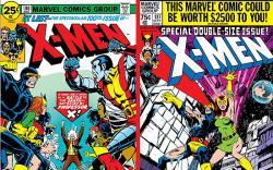 UNCANNY X-MEN 500 ISSUES POSTER BOOK #0