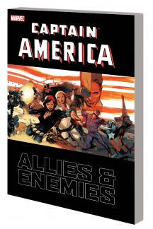 Captain America: Allies & Enemies (Trade Paperback)