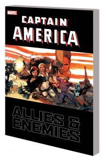 Captain America: Allies & Enemies (Trade Paperback)
