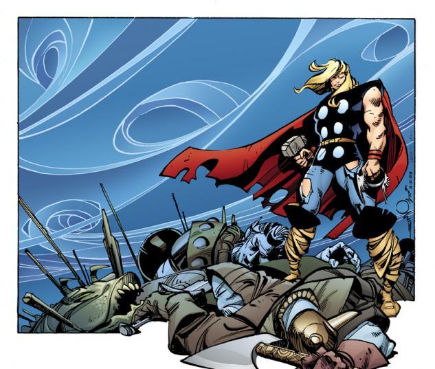The Mighty Thor #1 Simonson Variant