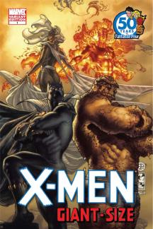 X-Men Giant-Size (2011) #1 (Ff 50th Anniversary Variant)