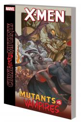 X-Men: Curse of the Mutants One-Shots (Trade Paperback)