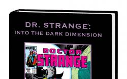 Dr. Strange: Into the Dark Dimension (2011) #1