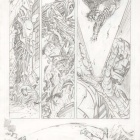 X-Men: Schism #4 preview pencils by Alan Davis