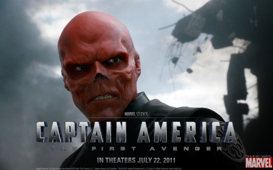 Captain America: The First Avenger Wallpaper #2