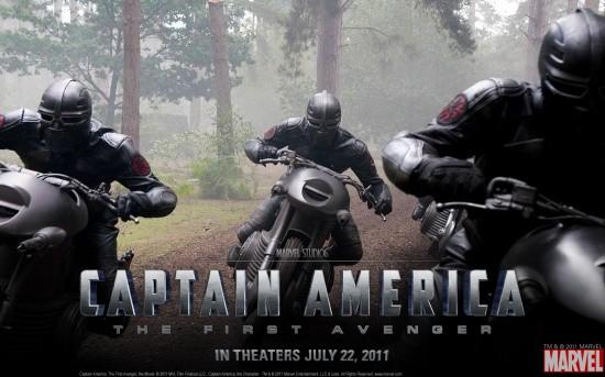 Captain America: The First Avenger Wallpaper #20