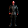Red Skull Wii concept art from Captain America: Super Soldier by Next Level Games
