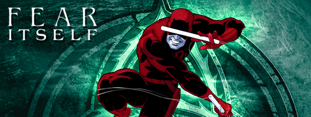 Fear Files: Daredevil