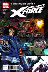Uncanny X-Force #13  (2nd Printing Variant)