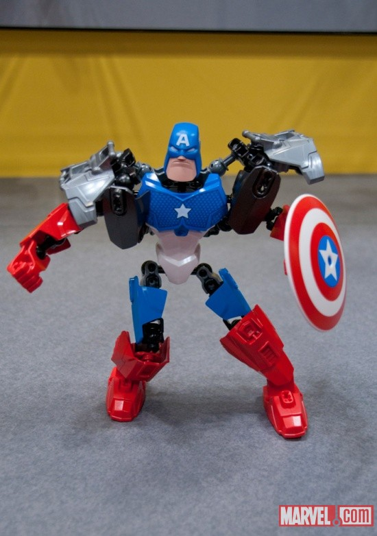 LEGO Captain America